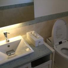 トイレの個室内にある手洗い器は設備基準上認められません